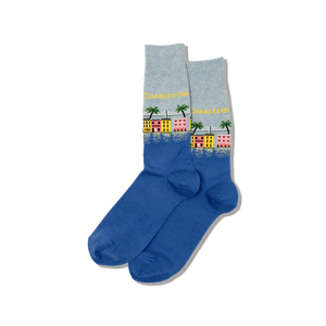 Men's Charleston Crew Socks