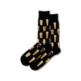 Men's Beer Crew Socks thumbnail
