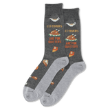 Men's Leftovers are for Quitters Crew Socks