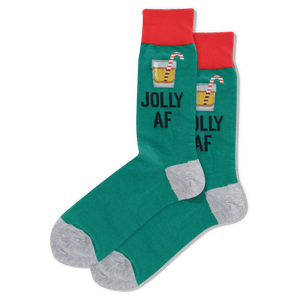 Men's Jolly AF Crew Socks