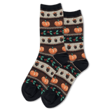 Women's Thanksgiving Fair Isle Socks thumbnail