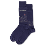 Men's New York Crew Socks
