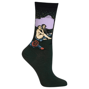 Women's Manet's Luncheon On The Grass Crew Socks