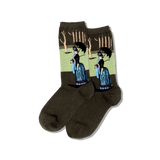 Women's Seurats A Sunday Afternoon Socks thumbnail