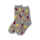 Kid's BBQ Crew Socks