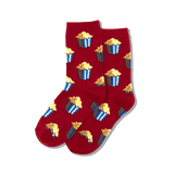 Kid's Popcorn Crew Socks thumbnail