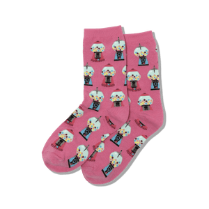 Kid's Gumballs Crew Socks