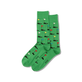 Men's Golf Crew Socks thumbnail