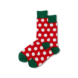 Men's 4-Pack Christmas Socks Gift Box