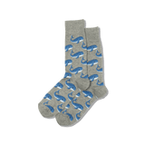 Men's Whale Crew Socks thumbnail