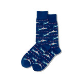 Men's Swimmers Crew Socks thumbnail