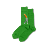 Men's Golfer Crew Socks thumbnail