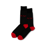 Men's and Women's 4-Pack Wedding Socks Gift Box