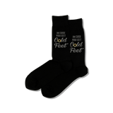 Men's Cold Feet Crew Socks thumbnail