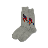 Men's Basketball Player Crew Socks thumbnail