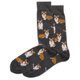 Men's Corgi Crew Socks thumbnail