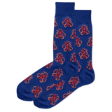 Men's Octopus Crew Socks thumbnail