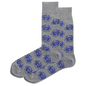 Men's Crabs Crew Socks