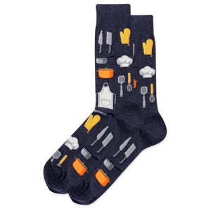 Men's Chef Crew Socks