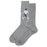 Men's Lacrosse Player Crew Socks