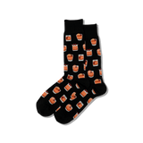 Men's Old Fashioned Crew Socks thumbnail