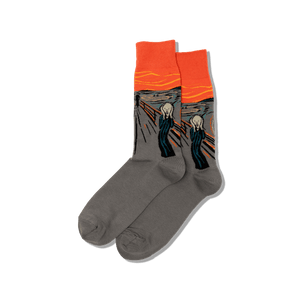 Men's Munch's The Scream Socks