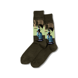 Men's Seurat's A Sunday Afternoon Socks thumbnail