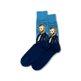 Men's Van Gogh's Self-Portrait Socks thumbnail