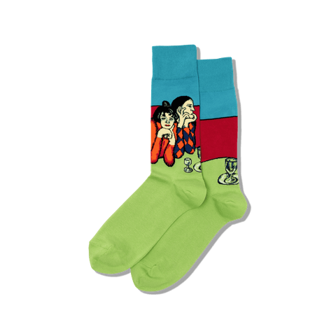 Picasso Novelty Socks