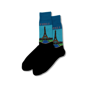 Men's Paris Crew Socks