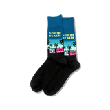 Men's South Beach Crew Socks thumbnail