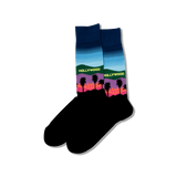 Men's Hollywood Crew Socks thumbnail