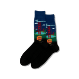 Men's Golden Gate Bridge Socks thumbnail