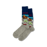 Men's Rome Crew Socks thumbnail