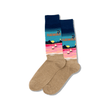 Men's Hawaii Crew Socks thumbnail
