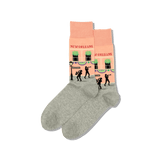 Men's New Orleans Crew Socks thumbnail