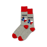 Men's Texas Crew Socks