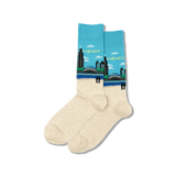 Men's Chicago Crew Socks thumbnail