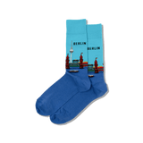 Men's Berlin Crew Socks thumbnail