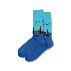 Men's Berlin Crew Socks