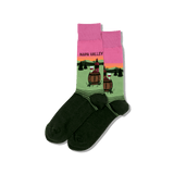 Men's Napa Valley Crew Socks thumbnail