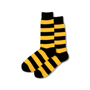 Men's College Rugby Stripe Socks