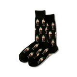 Men's Leprechauns Crew Socks thumbnail