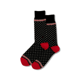 Men's Hearts Crew Socks thumbnail