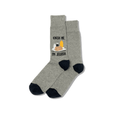 Men's Knish Me Crew Socks thumbnail