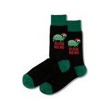 Men's Slow Ho Ho Socks thumbnail