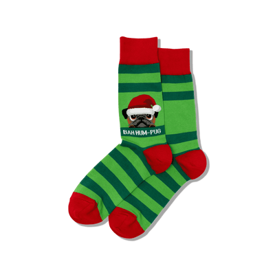 Men's Bah Humpug Crew Socks