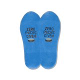 Men's Zero Pucks Given No Show Socks