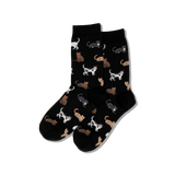 Women's Cats Crew Socks thumbnail