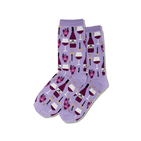 Cool Food Socks For Women